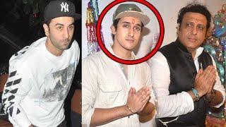 Govinda's Son Looks Exactly Like Ranbir Kapoor