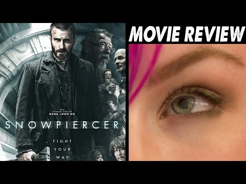 Ep76: Snowpiercer Review + White Lama Comic Review!
