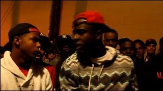 Rap Battle | Miles Low vs P Muny | AHAT