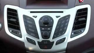 Обзор Ford Fiesta 1ч
