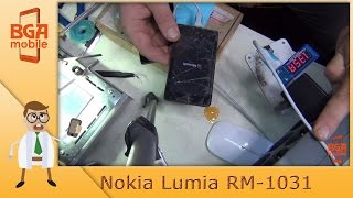 Nokia Lumia RM-1031 not charging