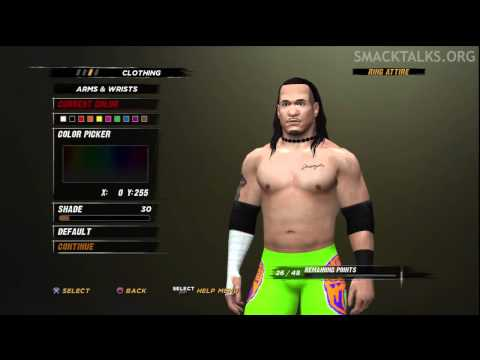Wwe '12 Jey Uso Caw Formula By Kceev291 & Deathbyego video