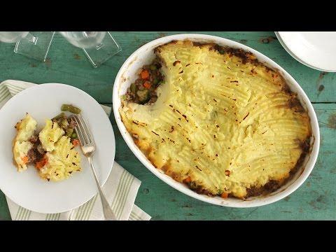 Must Try Shepherd's Pie - Everyday Food with Sarah Carey