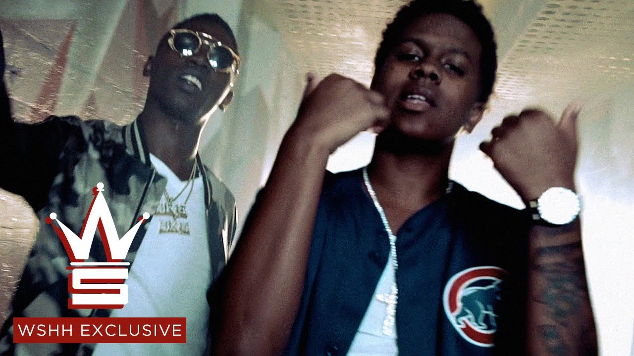 Jay Fizzle Feat. Lil Lonnie - Money On My Mind