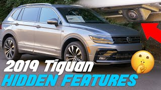 2019 Volkswagen Tiguan - Top 5 Hidden Features - *Secret*