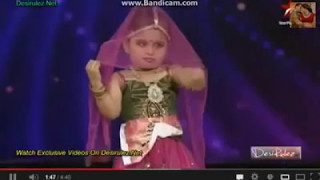 Dance india dance by cute baby   baby dance video