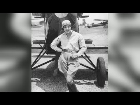 """Keith O'Brien Discusses The Female Aviation Pioneers At The Center Of New Book """"Fly Girls"""""""