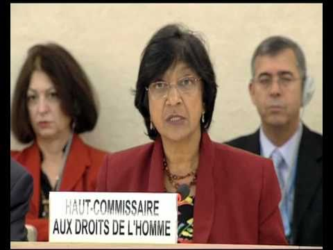 MAGNUMMAXIM: LIBYA U N  HUMAN RIGHTS COUNCIL   AGDEL SHALUTE, NAVI PILLAY