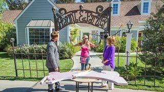 DIY Halloween Cemetery Fence with Paige Hemmis
