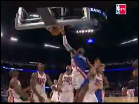 LeBron James Posterize Dunk Mix