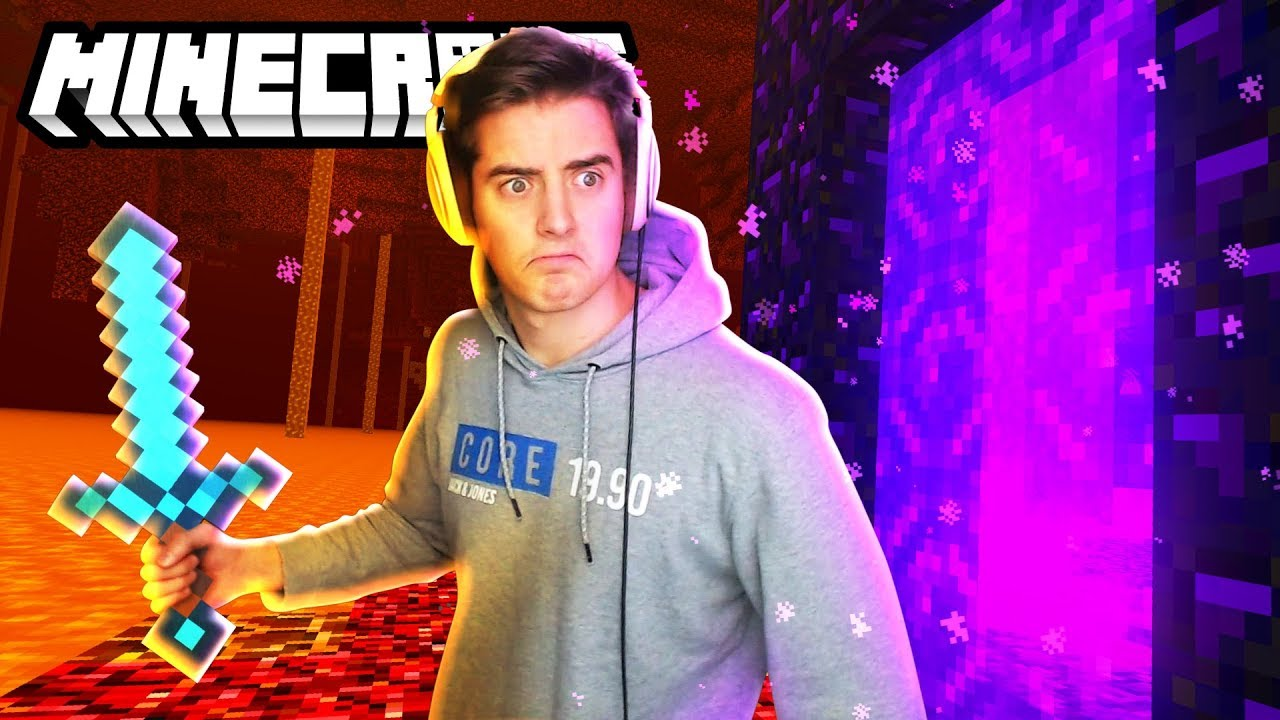 Denis Sucks At Minecraft - Episode 7