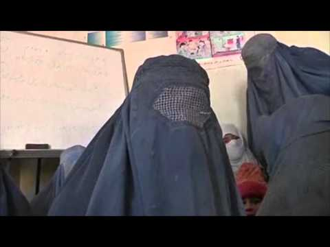 Plight of Afghan women drug addicts