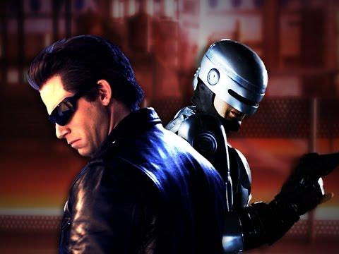 Entretenimiento-Terminator vs Robocop. Epic Rap Battles of History Season 4