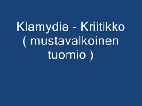 Klamydia - Kriitikko (Mustavalkoinen Tuomio)