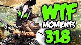 Dota 2 WTF Moments 318
