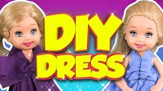 Barbie - DIY Dressmaking Disaster | Ep.152
