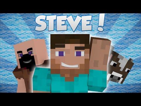 How Steve Became The Default Skin - Minecraft