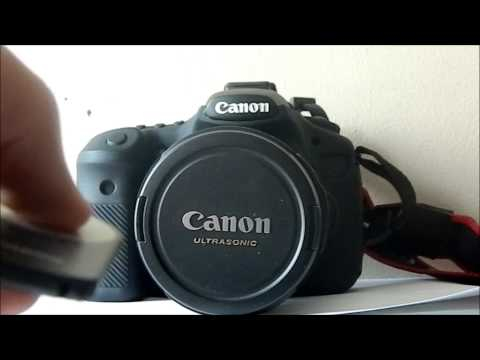 Canon RC-6 Remote controller Unboxing. test and Photos.