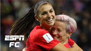 USWNT's record-setting 13-0 win vs. Thailand is a 'huge step forward' | FIFA Women's World Cup