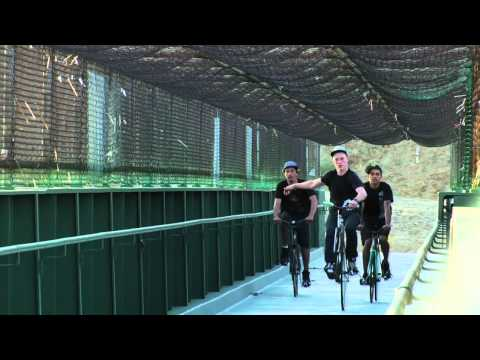 LA Rides Brakeless -  TRAFIK Fixed Gear Teaser
