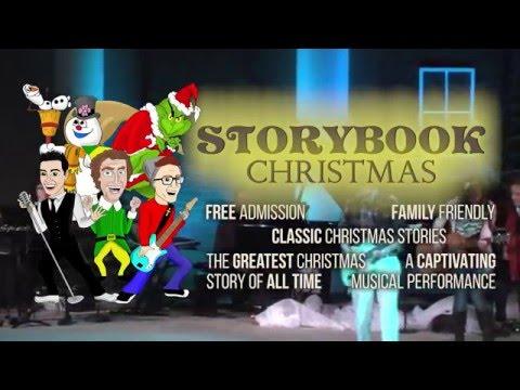 Storybook Christmas Promo