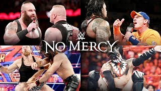WWE No Mercy 2017 Full Match Card Predictions!