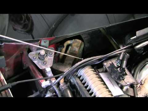 C4 Corvette Cutaway Heater Core