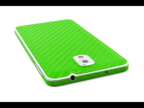 Samsung Galaxy Note 3 Green Samsung Galaxy Note 3 Carbon