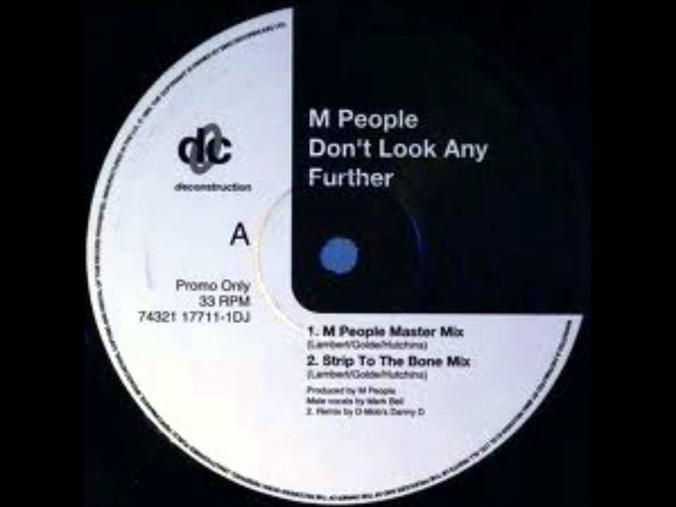 M People - Don't Look Any Further (Satin Jackets & Chris Jylkke ...