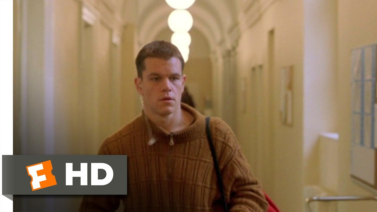 The Bourne Identity (4... Matt Damon