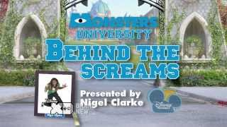 Monsters University: Behind the Screams in Arabic - Sneak Peek