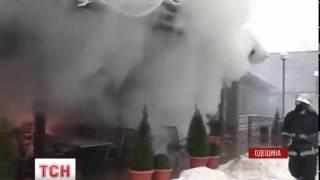 Восьмеро людей постраждали через вибух на Одещині
