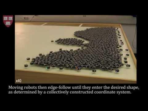 Scientists Program Largest Swarm of Robots Ever | Science