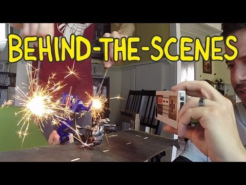 Transformers: Age of Extinction Trailer - Homemade Behind the Scenes