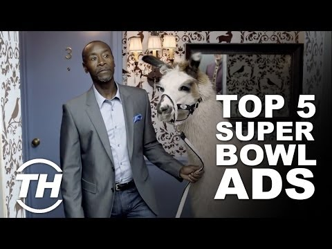 Top 5 Super Bowl 2014 Ads
