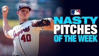 Nasty Pitches of the Week (9/4 to 9/10) | MLB Highlights