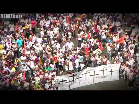 What's going on in Venezuela? NEWZbuzz guide