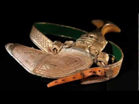 Object 19. Khanjar Dagger - 1930s video
