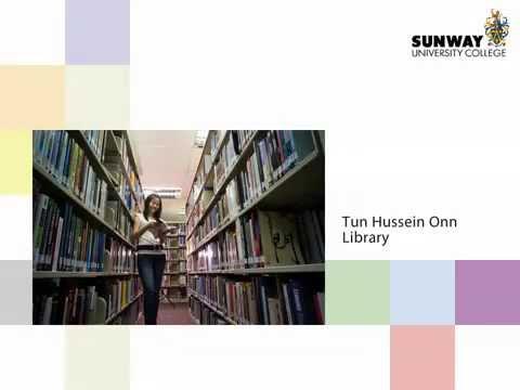 Sunway University: Introduction to Sunway University.