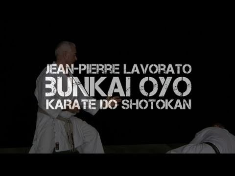 Bunkai Oyo - Karate Do Shotokan