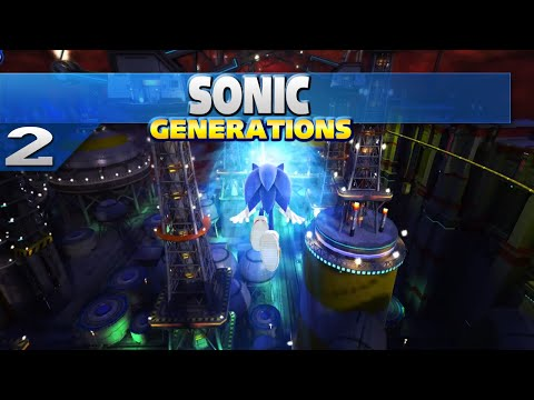 Sonic Generations    2    Chemical Plant