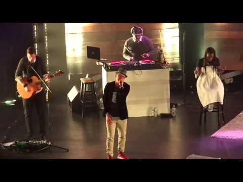 Toby Mac - Way Beyond Me - Toledo 12-4-14 video