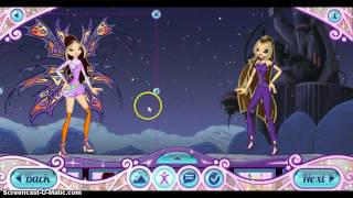 Game | lets play winx club dress me up ep 7 | lets play winx club dress me up ep 7