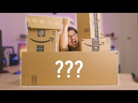 MASSIVE Mystery Unboxing!!