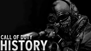 History of - Call of Duty (2003-2014)