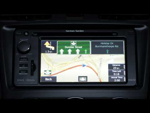 Subaru How-To Guide for the GPS Navigation of the Multimedia System