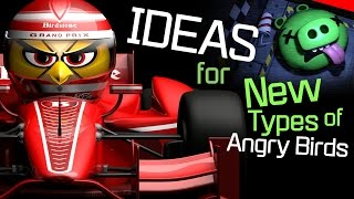 Ideas For New Types Of Angry Birds - Video 3