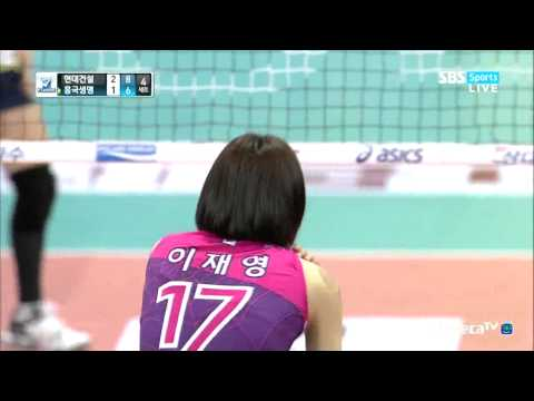 Lee Jae Yong Volleyball Korea Women Volleyball Lee Jae