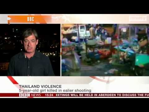 2 Killed At Protest Against Thailand's Prime Minister