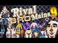 Rival Bromains 9   Ft. Chaz Aria LLC, Ghaststation, SD King Otaks, AND MORE!